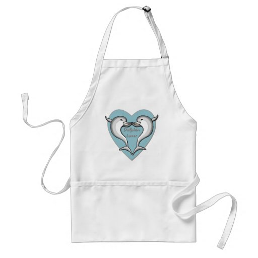Dolphin Lover Aprons