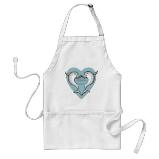 Dolphin Lover Standard Apron