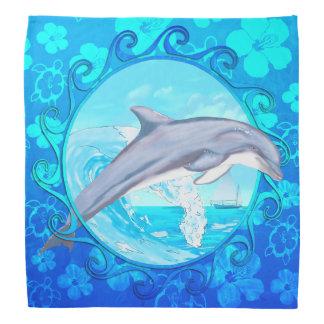 Dolphin Maori Sun Bandana