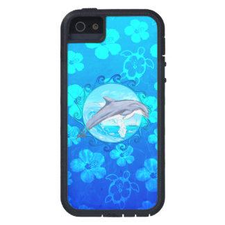 Dolphin Maori Sun iPhone 5 Covers