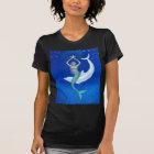 Dolphin Moon Mermaid T-Shirt