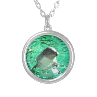 Dolphin! Personalized Necklace