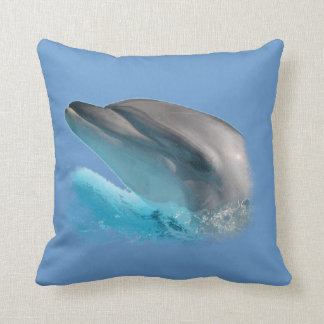Dolphin Nose American MoJo Pillow