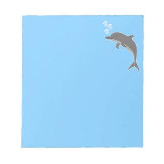 Dolphin Notepad