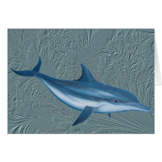 Dolphin of the Gulf Note Card