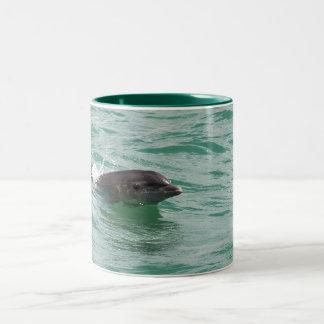 Dolphin on Mug