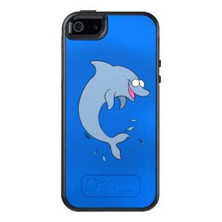 Dolphin Otterbox Symmetry iPhone Case SE/5/5S