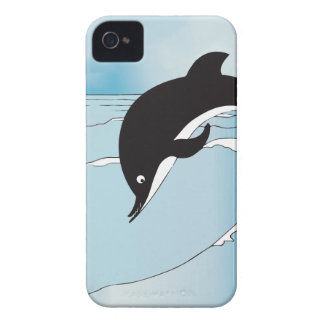 Dolphin Party Gifts iPhone 4 Cases