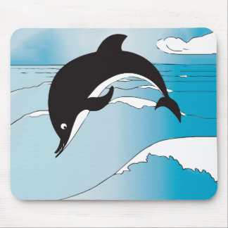 Dolphin Party Gifts Mouse Pad