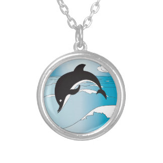 Dolphin Party Gifts Custom Jewelry