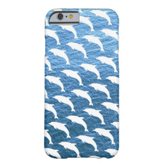 Dolphin Pattern Barely There iPhone 6 Case