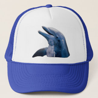 Dolphin Picture Trucker Hat