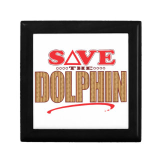 Dolphin Save Gift Box