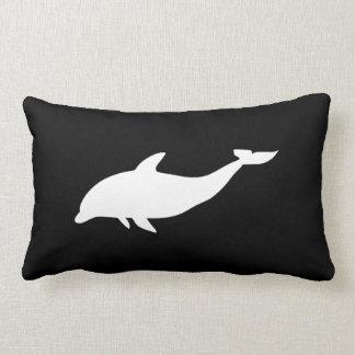 Dolphin Shape Lumbar Cushion