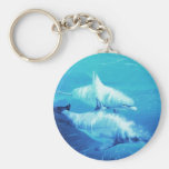 Dolphin Tee shirts and items Key Chains