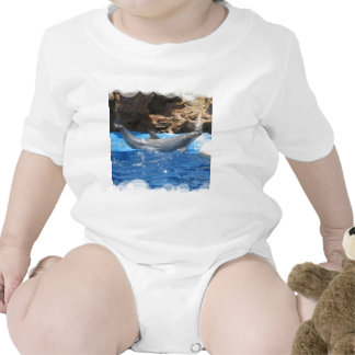 Dolphin Tricks Baby T-Shirt