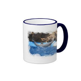 Dolphin Tricks Coffee Mug
