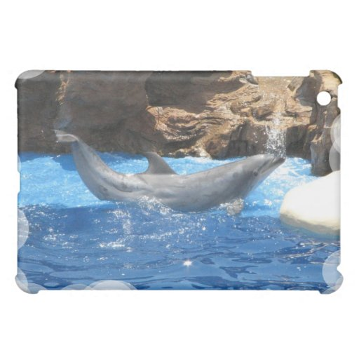 Dolphin Tricks iPad Case