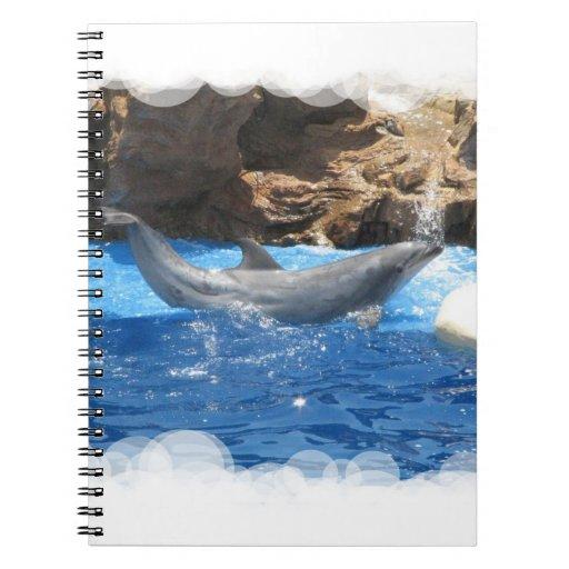 Dolphin Tricks  Notebook