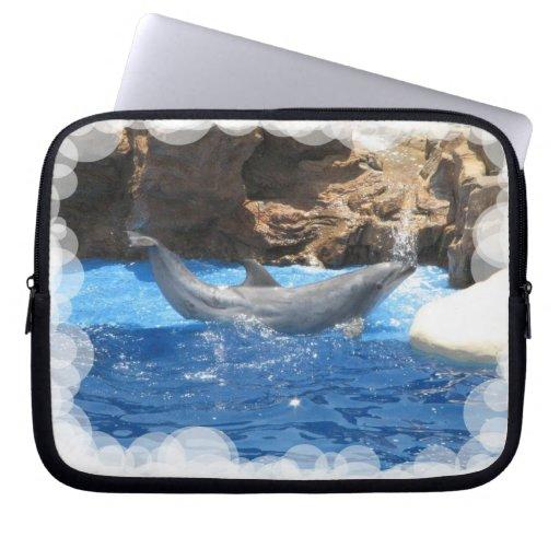 Dolphin Tricks  Notebook Bag Laptop Sleeves