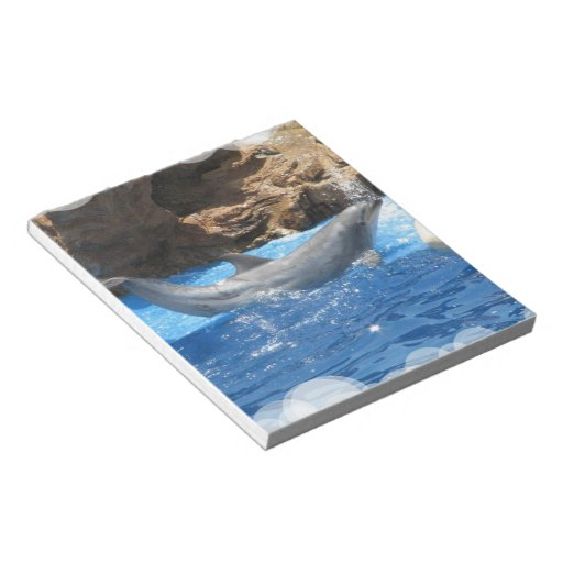 Dolphin Tricks  Notepad