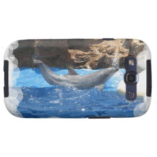 Dolphin Tricks  Samsung Galaxy Case Galaxy S3 Case