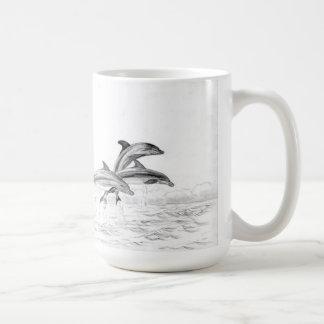 Dolphin Trio Mugs