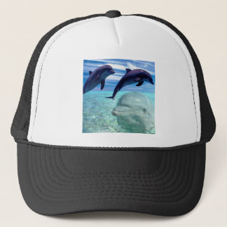 Dolphin Trucker Hat