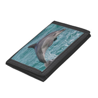 DOLPHIN TRIFOLD WALLET