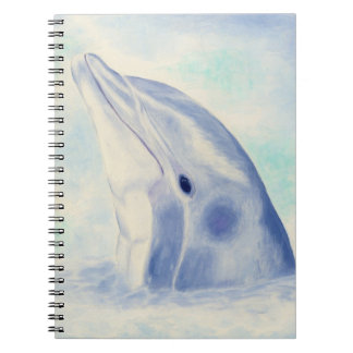 Dolphin Writing Notebook
