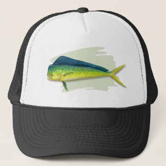 Dolphinfish (Mahi Mahi) Trucker Hat