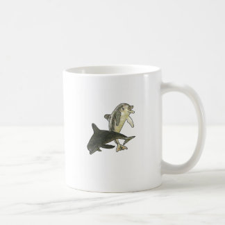 Dolphins 2 jGibney The MUSEUM Zazzle Gifts Basic White Mug