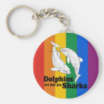 Dolphins are gay sharks