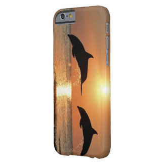 Dolphins by Sunset Barely There iPhone 6 Case