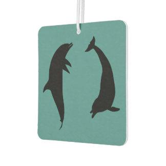 Dolphins Car Air Freshener