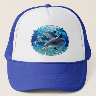 DOLPHINS COOL SUMMER CAPS