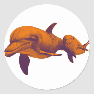 DOLPHINS FOR DREAMS STICKERS