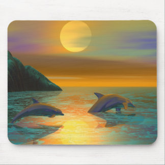 Dolphins Mouse Mat