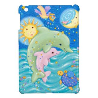 Dolphins Play iPad Mini Cases