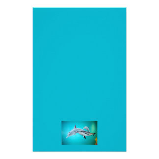 Dolphins Stationery