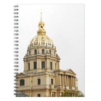 Dôme des Invalides Notebook