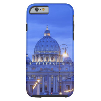Dome of Saint Peter's Basilica at dusk Tough iPhone 6 Case