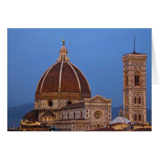 Dome of Santa Maria del Fiore Cathedral in