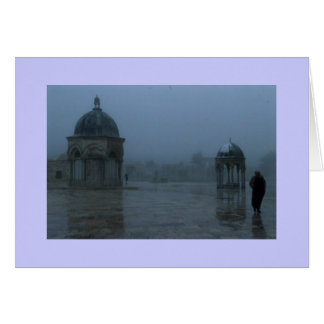 """Dome of the Rock"" Greeting Card"