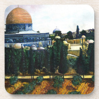 Dome of the Rock Jerusalem Coasters