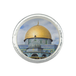 Dome of the Rock* Jerusalem Ring