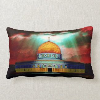 Dome of the Rock Pillow 2 قبة الصخرة Throw Cushion