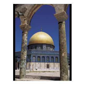 Dome of the Rock Postcard