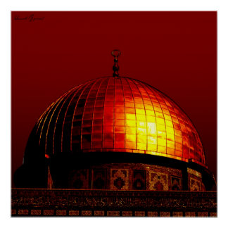 Dome of the Rock Posters