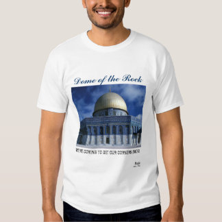 Dome of the rock t-shirt